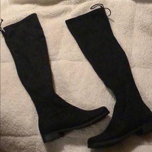NIB Unisa Over the Knee Boots